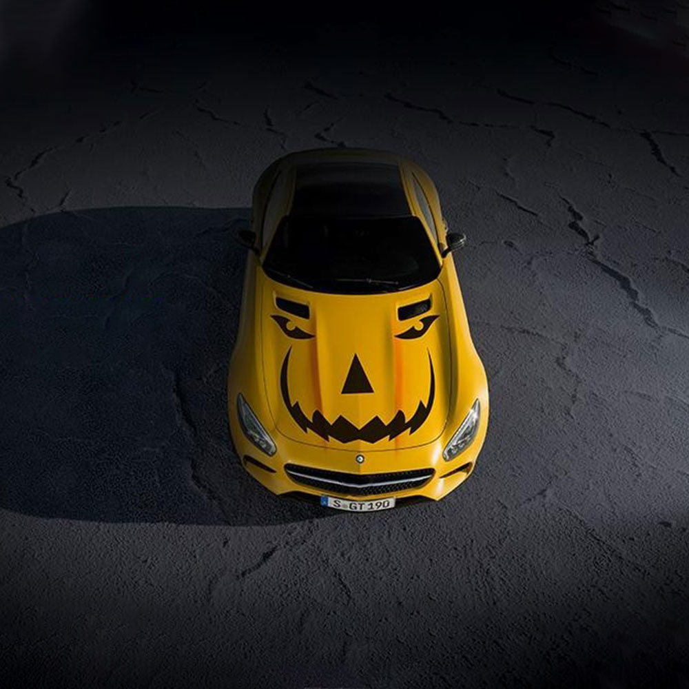 Τα πιο Halloween αυτοκίνητα είναιεδώ!